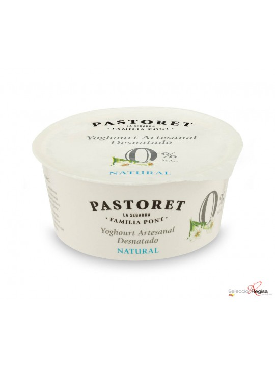 Iogurt Natural 125 grs, Terrina PASTORET